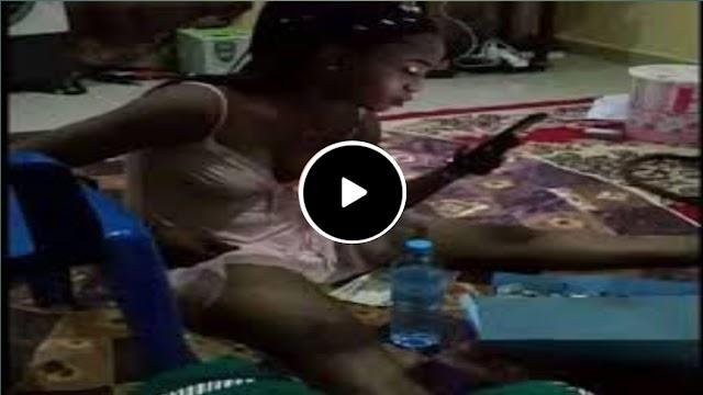 Wannan Video Na Maryam Yahaya Ba Hotel Taje Tana Iskanci  Ba A Gida Ne Wata Kawarta Ta Zalunce Ta