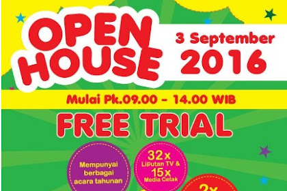 Open House Ohayo Drawing School Harapan Indah