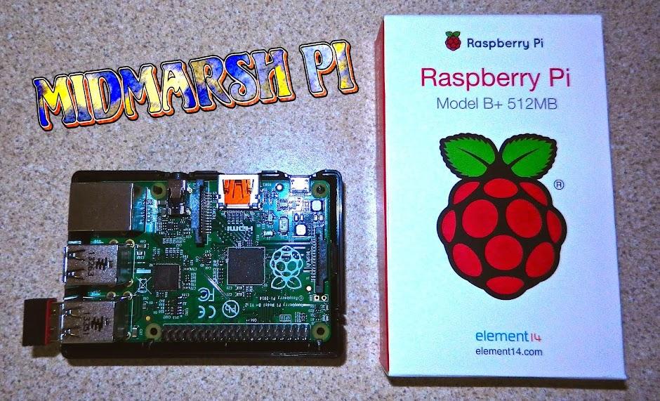 MIDMARSH Pi: Improved piaware Reception