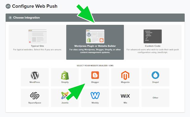 Cara Membuat Push Notifications di Blog dengan OneSignal