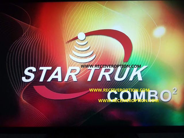 STAR TRUK COMBO2 HD RECEIVER POWERVU KEY NEW SOFTWARE