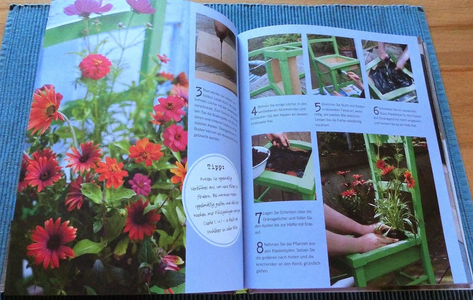 Ein kleiner blog april 2014 - Bepflanzter stuhl ...