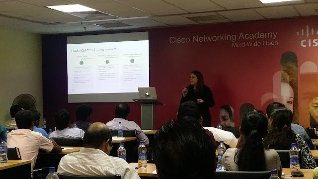 Cisco Networking Academy Conference - Sri Lanka (2016)