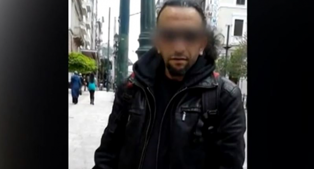 Τζιχαντιστής στην Αθήνα προτρέπει σε ένοπλο αγώνα