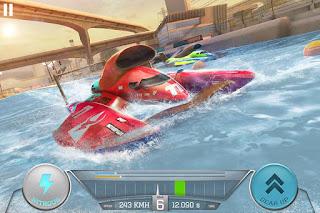Boat Racing 3D Mod