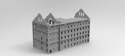 STRETCH GOAL £1000 OPENED STALINGRAD FLOUR MILL picture 1