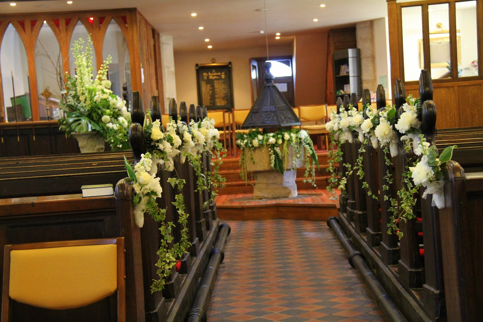 church weddings decorations wedding pew bows church decorations living room interior 2949