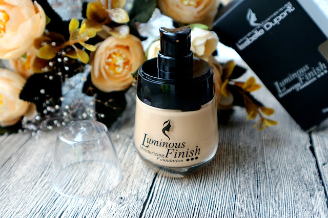 Isabelle Dupont Luminous Finish Moisturizing Foundation
