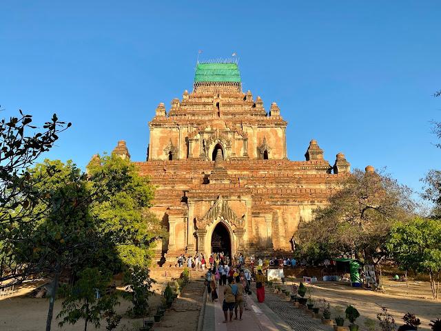 Sulamani Temple (Bagan)