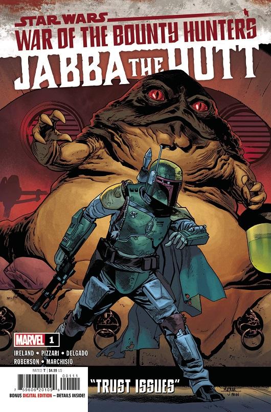 Star Wars: WoBH – Jabba the Hutt #1