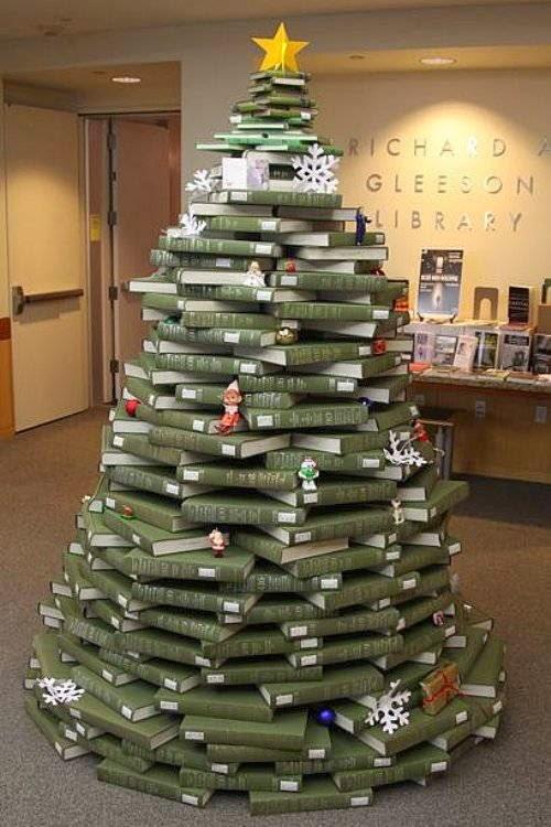 Econotas Com Arboles De Navidad Con Materiales Reciclados Ii Parte