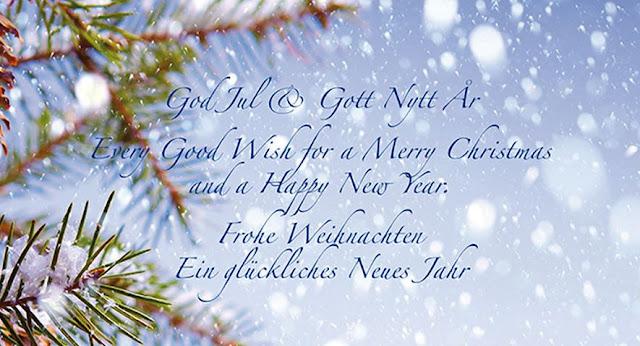God Jul & Gott Nytt År bilder