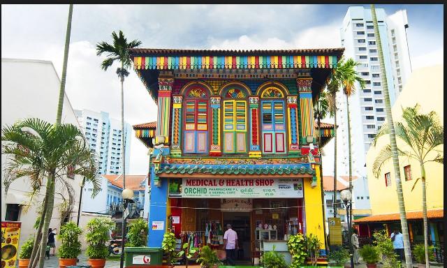 25 Hotel Di Daerah Little India Singapore Dalam Review Oleh Hotelspore Kali Ini Fokusnya Lebih Ke Hostel Maupun Penginapan Yang Berada