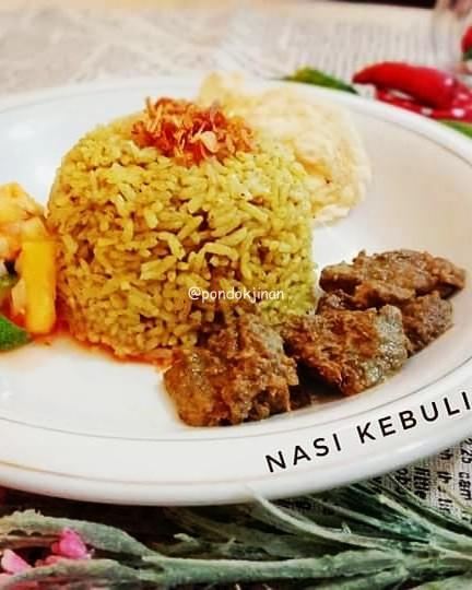 Jual Nasi Kebuli Daging atau Ayam Pawon Abu Daffa