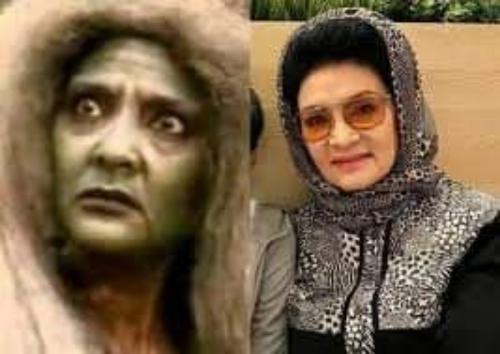 Farida Pasha Pemeran Mak Lampir Meninggal Dunia Karena Covid-19