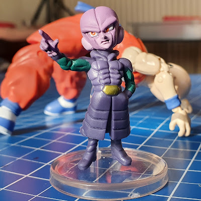 Dragon Ball Series 2 Bandai blind bag mini collectible Hit figure
