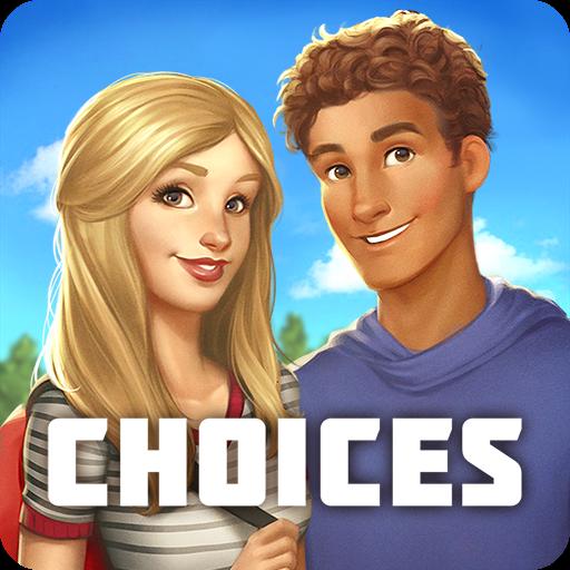 تحميل لعبة Choices: Stories You Play v2.3.5 مهكرة للاندرويد وكاملة كلشي غير محدود