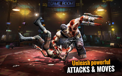 Download game android terbaru Zombie Deathmatch 0.0.21 APK