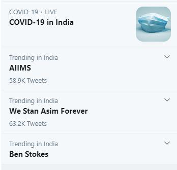 We Stan Asim Forever
