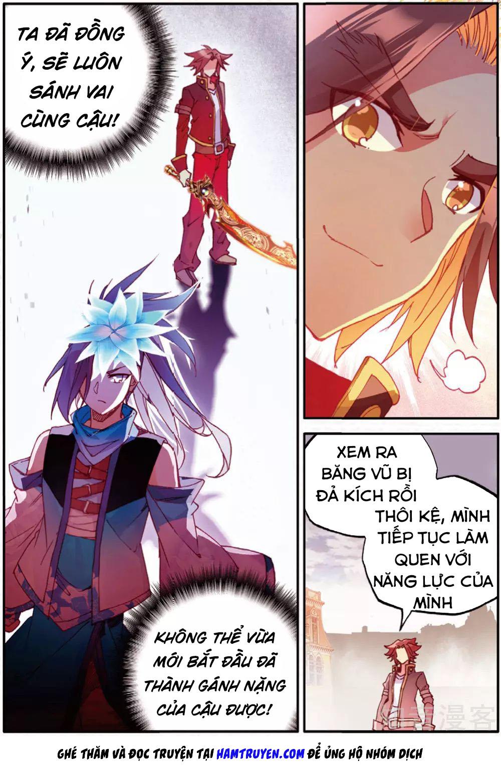 Xích Hoàng Truyền Kỳ Chapter 94 video - truyenmh.com
