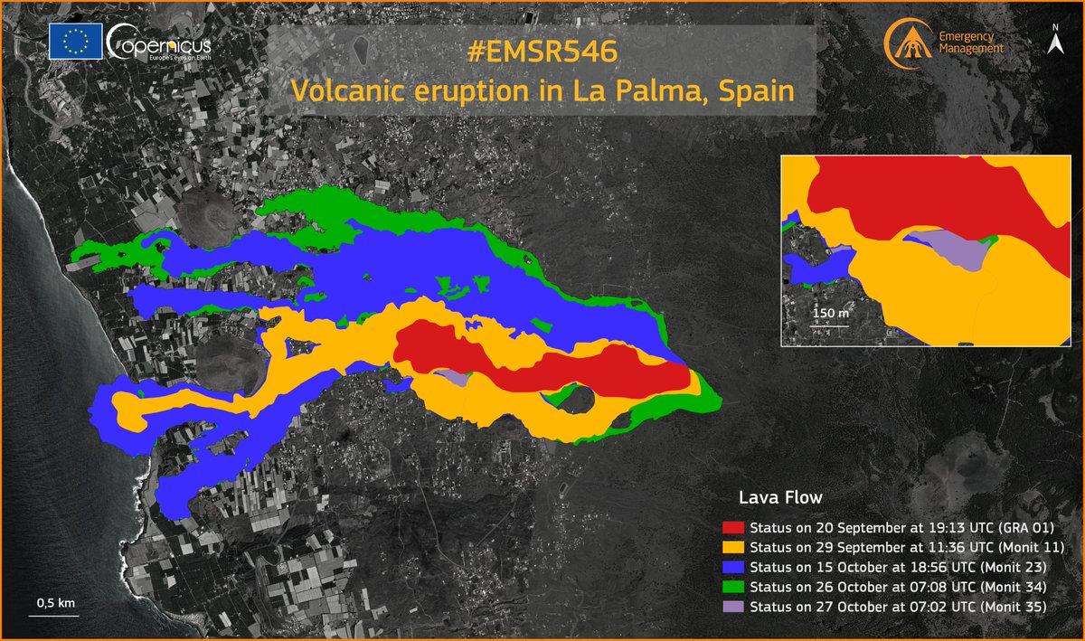 EA8 - Cumbre Vieja, el volcán en erupción