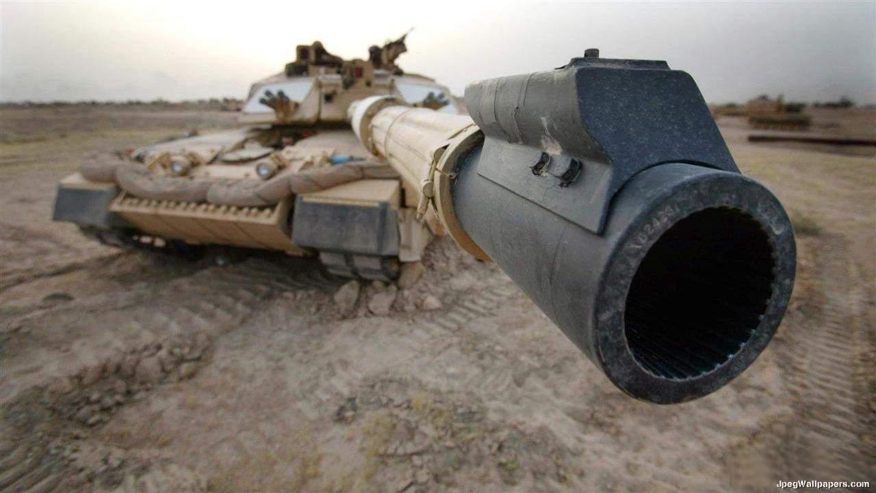 Gambar-Gambar Tank Tempur Militer Keren
