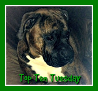 Booker T's Farm - Books and Nails and Puppy Dog Tales : TTT - Hey