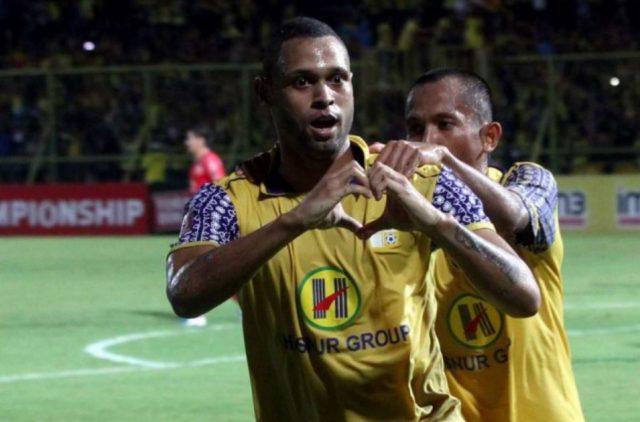 Barito Putera vs Borneo FC
