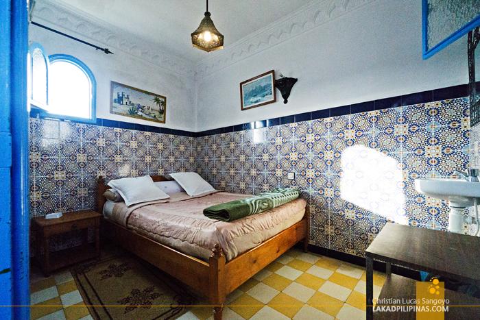Hotel Sahara Asilah Morocco Room