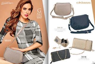 Bolsas y carteras cklass otoño invierno moda 2017