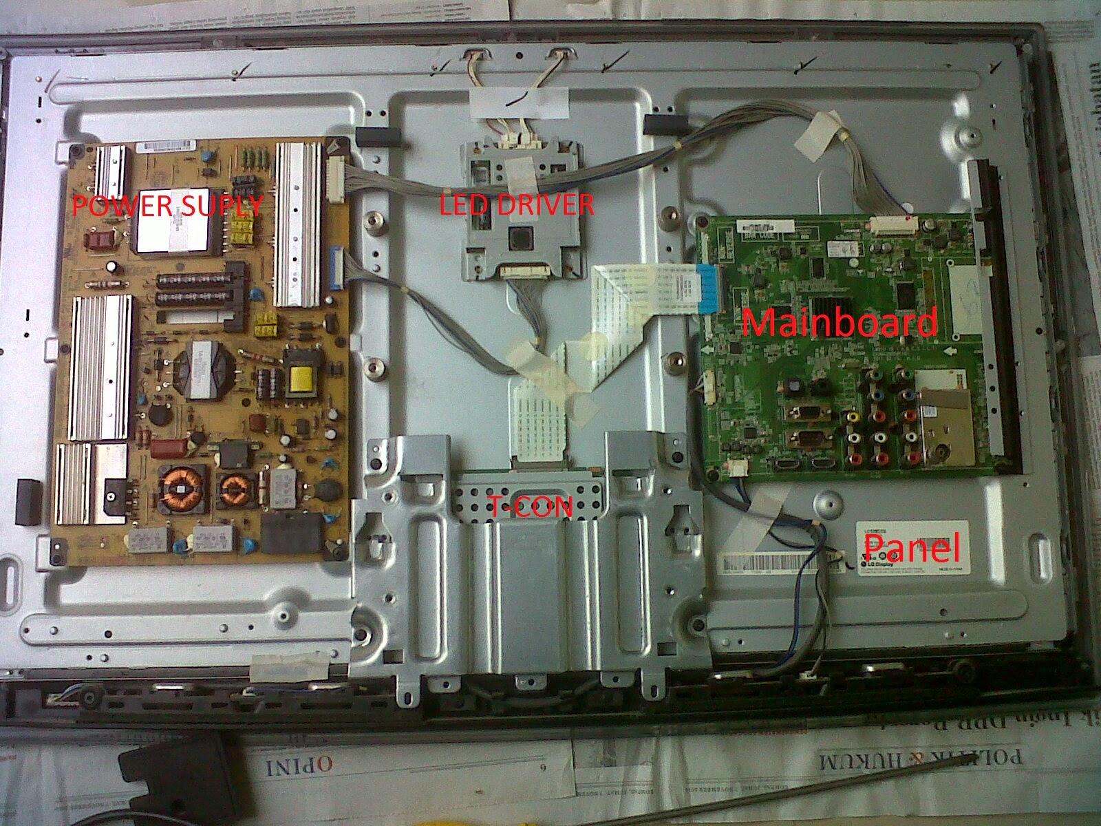 LG LED TV 32LV2530