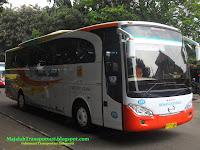 Harga Tiket Bus Rosalia Indah Oktober 2019