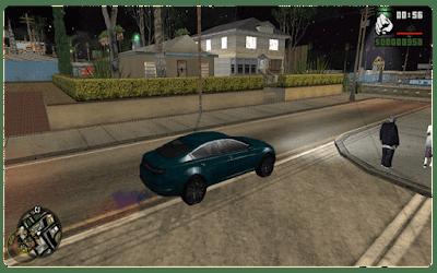 GTA SA Realistic Skybox mod