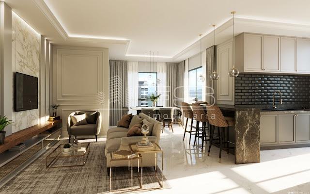 Cittá di Maranello Residenziale Itapema Apartamento na  Quadra mar