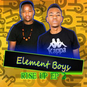 Element Boys – Rise Up 2 EP