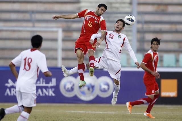 موعد مباراة سوريا والاردن في كأس اسيا 10-1-2019