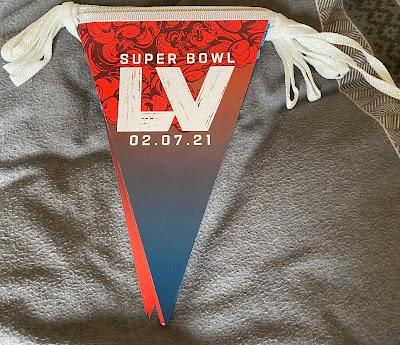 Super Bowl LV Bunting