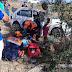 Veículo capota entre Riachão e Coité deixando ocupantes gravemente feridos