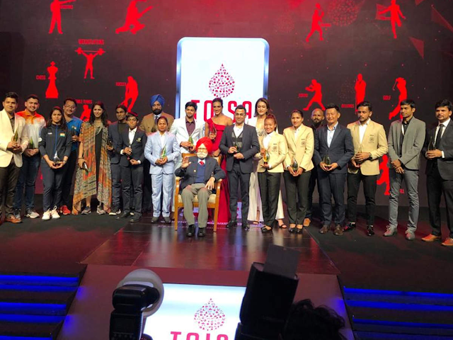 Times of India Sports Awards 2019 Winner List