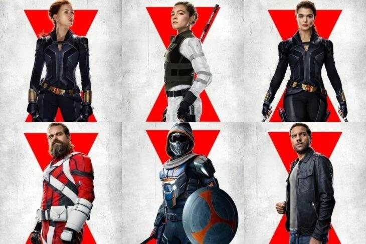 Scarlett Johansson demanda a Disney por cinta Black Widow