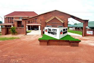 Coal City University Scholarship Form 2020/2021