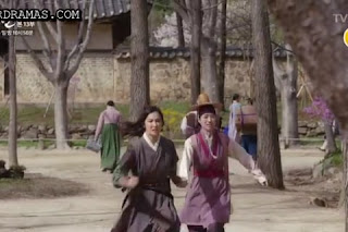 SINOPSIS Grand Prince Episode 13 PART 1
