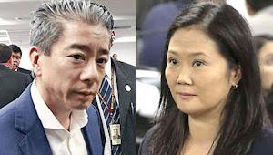 Jorge Yoshiyama: Keiko Fujimori sabía de aportes de Odebrecht