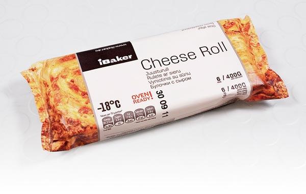 Sweet Bakery Packaging Design Template