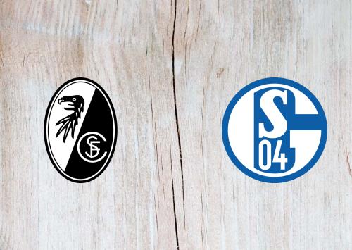 Freiburg vs Schalke 04 -Highlights 17 April 2021