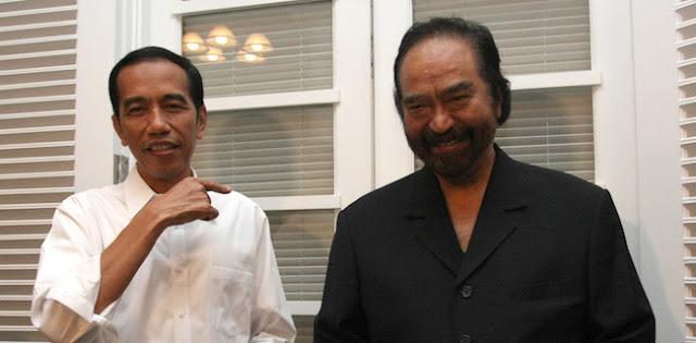 Salah Kalau Anggap Gerindra Duri dalam Daging-nya Jokowi-Ma'ruf, tapi Nasdem