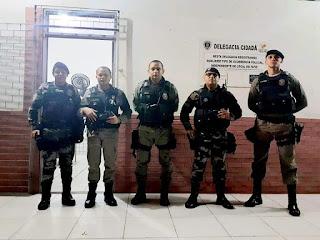 4° BPM reliza operações policiais nas cidades de Guarabira, Araçagi e Cuitegi
