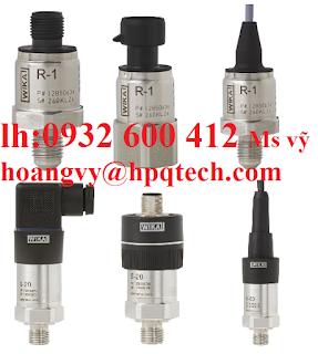 WIKA Sensor Vietnam distributor - Đại lý cảm biến WIKA