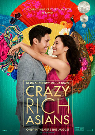 Crazy Rich Asians 2018 Dual Audio In Hindi English ESub 720p