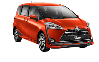 toyota sienta warna orange metalik